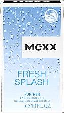 Парфюмерия и Козметика Mexx Fresh Splash For Her - Тоалетна вода