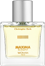 Парфюмерия и Козметика Christopher Dark Maxima - Парфюмна вода