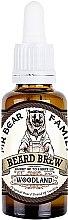 Парфюми, Парфюмерия, козметика Масло за брадата - Mr. Bear Family Brew Oil Woodland