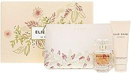 Парфюмерия и Козметика Elie Saab Le Parfum - Комплект (парф. вода/50ml + лосион за тяло/75ml + козм. чанта)