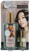 Парфюмерия и Козметика Комплект - Welcos Confume Argan Treatment Oil (oil/120ml + oil/25ml)