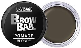 Парфюмерия и Козметика Помади за вежди - Luxvisage Brow Bar Pomade