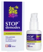 Парфюми, Парфюмерия, козметика Гел за клепачи - ФитоБиоТехнологии Stop Demodex
