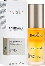 Парфюмерия и Козметика Експресно хидратиращ серум за лице - Babor Skinovage Calming Bi-Phase Serum