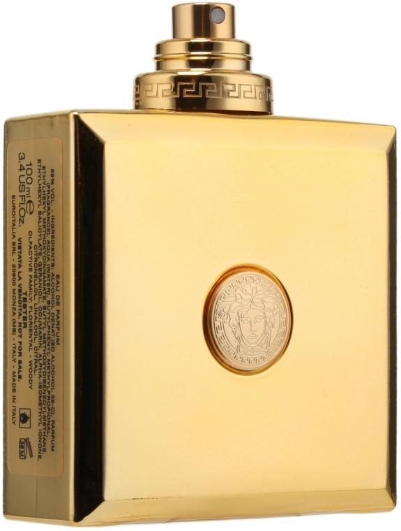 Versace Pour Femme Oud Oriental - Парфюмна вода (тестер без капачка)  — снимка N2