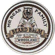 """Парфюми, Парфюмерия, козметика Балсам за брада """"Вечно зелена гора"""" - Mr. Bear Family Beard Balm Woodland"""