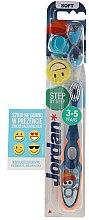 Парфюми, Парфюмерия, козметика Детска четка за зъби (3-5 год.) - Jordan
