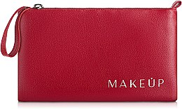 Парфюмерия и Козметика Козметичен червен несесер (21x12,5см) - MakeUp