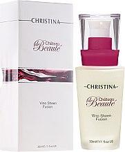 Парфюми, Парфюмерия, козметика Подмладяващ и хидратиращ лосион за лице с екстракт от грозде - Christina Chateau de Beaute Vino Sheen Fusion