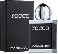 Парфюми, Парфюмерия, козметика RoccoBarocco Black Man - Тоалетна вода