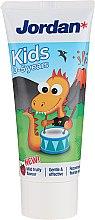 Парфюмерия и Козметика Детска паста за зъби 0-5 год, дракон - Jordan Kids Toothpaste