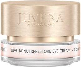 Парфюмерия и Козметика Подхранващ i подмладяващ крем за околоочна зона - Juvena Juvelia Nutri Restore Eye Cream