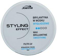 Парфюмерия и Козметика Вакса за блясък на косата - Joanna Styling Effect Wax Brilliantine
