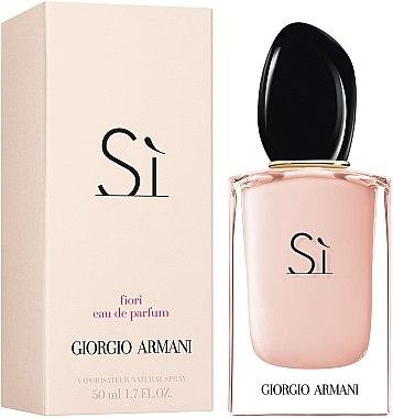 Giorgio Armani Si Fiori - Парфюмна вода — снимка N2
