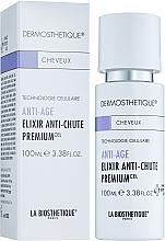 Парфюмерия и Козметика Клетъчно активен лосион за скалп против стареене - La Biosthetique Dermosthetique Elixir Anti-Chute Premium