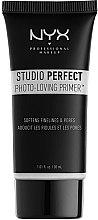 Парфюмерия и Козметика Матираща основа за грим - NYX Professional Makeup Studio Perfect Primer