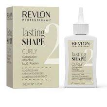 Парфюми, Парфюмерия, козметика Комплект за къдрене за чувствителна коса - Revlon Professional Lasting Shape Curly Lotion Sensitized (lot/3x100ml)