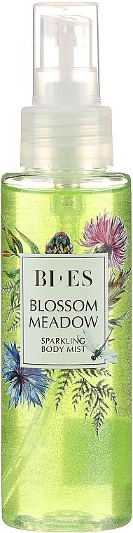 Bi-Es Blossom Meadow Sparkling Body Mist - Парфюмен мист за тяло — снимка N2