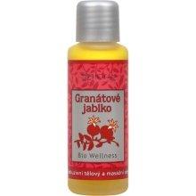 Парфюми, Парфюмерия, козметика Масло за масаж - Saloos Pomegranate Massage Oil