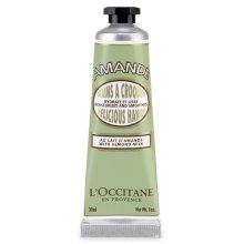 Парфюмерия и Козметика Крем за ръце - L'Occitane Almond Delicious Hands Cream