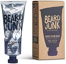 Парфюмерия и Козметика Крем-балсам за брада - Waterclouds Beard Junk Beard Cream Balm