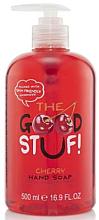 Парфюми, Парфюмерия, козметика Течен сапун с аромат на вишна - The Good Stuff Cherry Hand Wash
