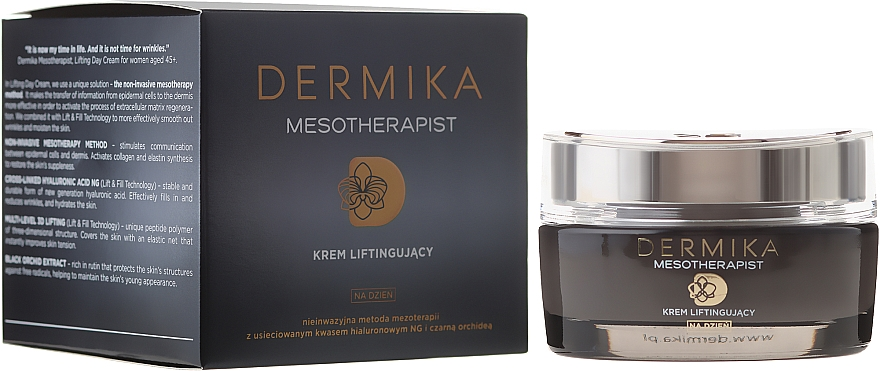 Лифтинг крем за лице - Dermika Mesotherapist Lifting Cream
