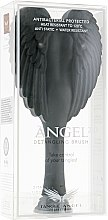 Парфюми, Парфюмерия, козметика Четка за коса - Tangle Angel 2.0 Detangling Brush Black (19 см)