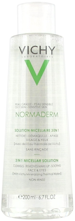 Мицеларна вода - Vichy Normaderm Micellar Solution — снимка N1