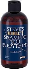 Парфюмерия и Козметика Шампоан за мъже - Steve's No Bull***t Shampoo for Everything
