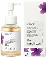 Парфюмерия и Козметика Масло за изправяне и изглаждане на косата, без отмиване - Z. One Concept Simply Zen Restructure In Sublime Oil