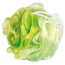 Парфюмерия и Козметика Гъба за баня 30352, зелена - Top Choice