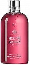 """Парфюмерия и Козметика Molton Brown Fiery Pink Pepper - Гел за вана и душ """"Розов пипер"""""""