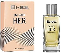 Парфюмерия и Козметика Bi-es I'm With Her - Парфюмна вода