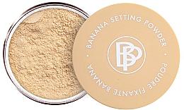 Парфюми, Парфюмерия, козметика Минерална фиксираща пудра за лице - Bellapierre Cosmetics Banana Setting Powder
