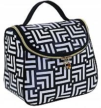 Парфюмерия и Козметика Козметична чанта Class, голям размер - Inter-Vion