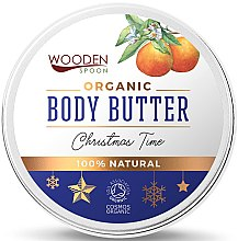 Парфюмерия и Козметика Масло за тяло - Wooden Spoon Christmas Time Body Butter