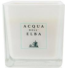 Парфюмерия и Козметика Ароматна свещ в чаша - Acqua Dell Elba Giglio Delle Sabbie Scented Candle