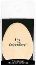 Парфюми, Парфюмерия, козметика Гъба за грим - Golden Rose Teardrop Make-Up Sponge