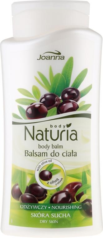 Балсам за тяло със зехтин - Joanna Naturia Body Balm
