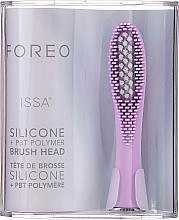 Парфюмерия и Козметика Сменяема глава за електрическа четка за зъби - Foreo Issa Hybrid Brush Head Pearl Pink