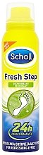 Парфюми, Парфюмерия, козметика Дезодорант за крака - Scholl Fresh Step Deodorant