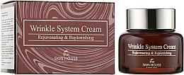 Парфюмерия и Козметика Антистареещ крем за лице с колаген - The Skin House Wrinkle System Cream