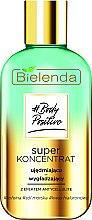 Парфюмерия и Козметика Суперконцентрат за тяло с антицелулитен ефект - Bielenda Body Positive Super Koncentrat