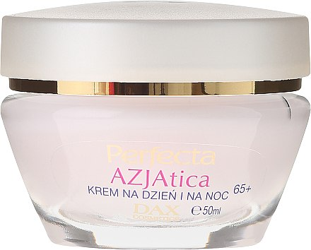 Крем за лице - Perfecta Azjatica Day & Night Cream 65+ — снимка N2