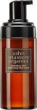 Парфюми, Парфюмерия, козметика Измиваща пяна за лице за проблемна кожа - John Masters Organics Bearberry Oily Skin Balancing Face Wash