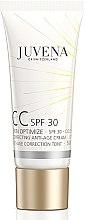 Парфюми, Парфюмерия, козметика СС крем за лице - Juvena Skin Optimize СС Cream SPF30 (тестер)