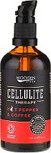 Парфюмерия и Козметика Антицелулитно масло за тяло - Wooden Spoon Anti-cellulite Blend