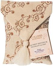 "Парфюмерия и Козметика Ароматно саше ""Нежен кашмир"" - Collines de Provence Soft Cashmere"