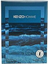 Парфюми, Парфюмерия, козметика Kenzo Homme - Комплект (edt/100ml + edt/30ml)